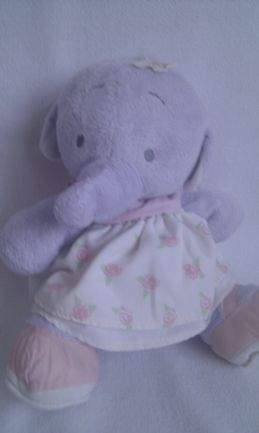 Adorable Big My 1st 'Lottie' Humphrey's Corner Plush Toy